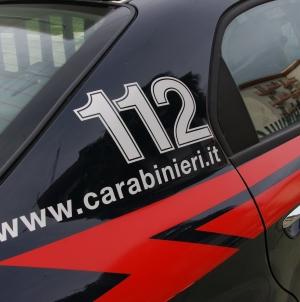Litiga con la madre e lancia vaso contro i Carabinieri: arrestato