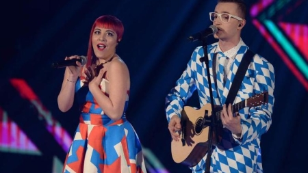 Gli iWolf in finale a The Voice of Italy