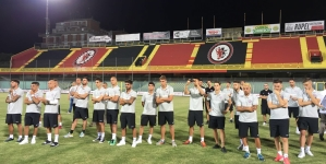 Il Foggia Calcio edizione 2016/2017 ancora senza il bomber