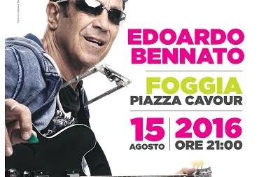 L'estate foggiana tra Edoardo Bennato e l'Indie Fest