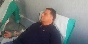 Terremoto centro Italia, il sindaco di San Severo ha donato sangue