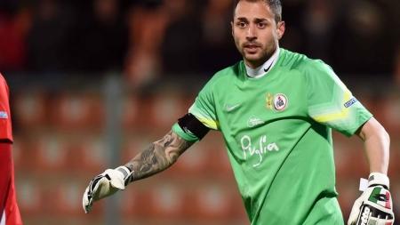 Foggia Calcio, stangata per il portiere Enrico Guarna