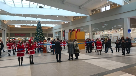 Inaugurato il GrandApulia: il Centro Commerciale più grande della Puglia