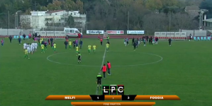Foggia, vittoria sofferta sul campo del Melfi per 1-3