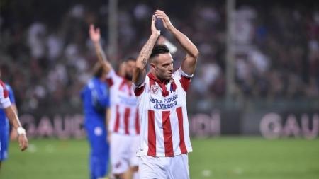 Colpo del Foggia: firma l'attaccante Di Piazza