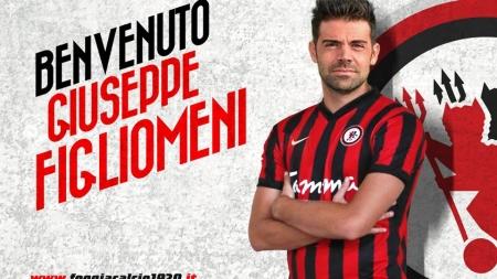 Ecco il difensore per il Foggia Calcio, arrivato Figliomeni