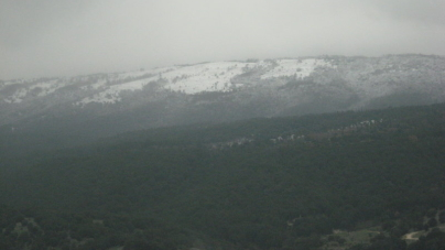 Forti nevicate sul sub-appennino dauno