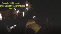 Bloccato gommone con 800 kg di marijuana