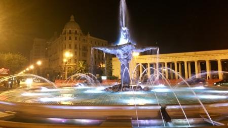 Terminati i lavori alla fontana del Sele di piazza Cavour