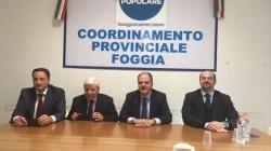 Alternativa Popolare sospende Pertosa da capogruppo al Comune di Foggia