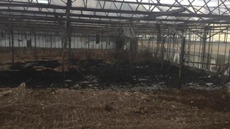Incendio via Castelluccio, in alcune zone livelli alti di PM 10