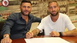 Ecco il primo acquisto rossonero: dal Fondi arriva Elio Calderini