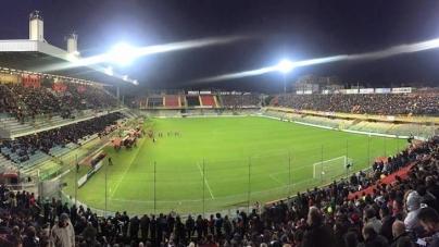 Floriano e Tonucci fanno volare il Foggia: 2-1 allo Spezia
