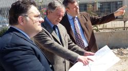 Consorzio ASI, il saluto del sindaco Landella al presidente uscente Franco Mastroluca
