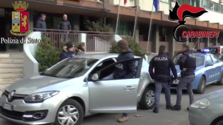 Omicidio Tizzano in un bar di Foggia 4 arresti