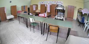 Dormitorio per senza fissa dimora, 1 su 4 è italiano