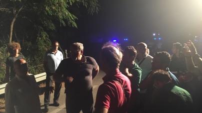 Brucia il Gargano: in fiamme ettari di bosco a Vieste e Peschici
