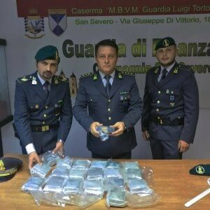 Sequestrati 12 chili di eroina importata dalla Turchia