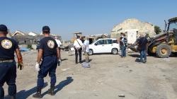 Sgomberato il ghetto dei Bulgari: i bambini erano rimasti in situazioni pericolose