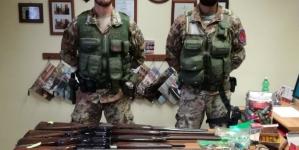Ancora sequestri di armi sul Gargano, scoperto un mini-arsenale a Vieste