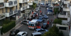 Sparatoria via Menichella, fermato un 57enne accusato di tentato omicidio