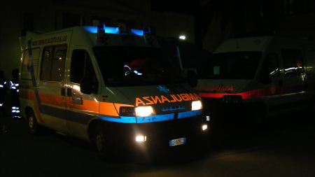 Incidenti stradali: travolge cavallo, morto motociclista foggiano