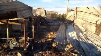 Distrutta la tettoia del sito archeologico Faragola