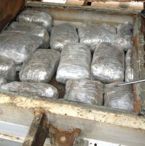Sequestrate 4 tonnellate di marijuana