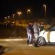Agguato in via Forcella: spari contro un'auto
