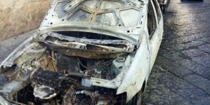 Notte di fuoco in Capitanata: tre auto distrutte dalle fiamme