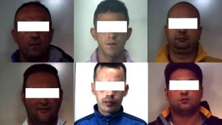 Sgominata banda dedita allo spaccio di droga: sei arresti
