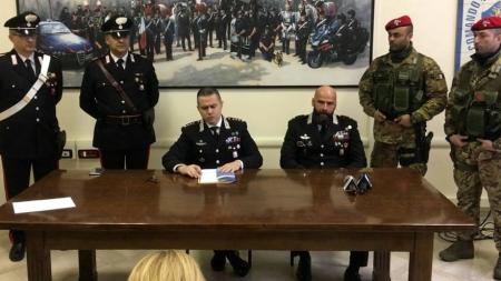 Duro colpo alla criminalità: arrestati 10 appartenenti al clan Gaeta