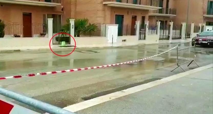 Trovato un ordigno davanti all'abitazione del sindaco di Apricena