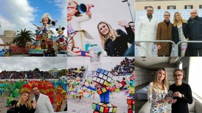 Numeri da capogiro per il Carnevale di Manfredonia: Diletta Leotta madrina d'eccezione