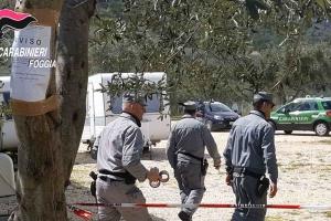 carabinieri sequestro parco
