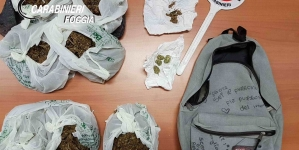 Nascondeva un chilo di marijuana in casa: in manette un 19enne