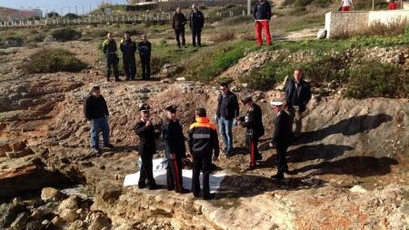 Trovato cadavere di un uomo in un'azienda agricola