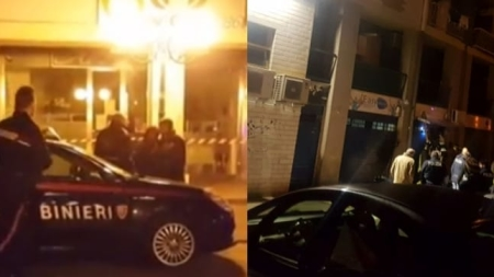 Due esplosioni nella notte: nel mirino del racket un bar e un'agenzia di scommesse