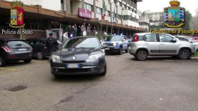 Prestiti a tassi usurari e minacce di morte: cinque arresti