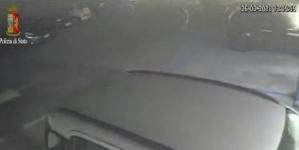 Incendiò auto dell'ex compagna: arrestato Vigile del Fuoco foggiano