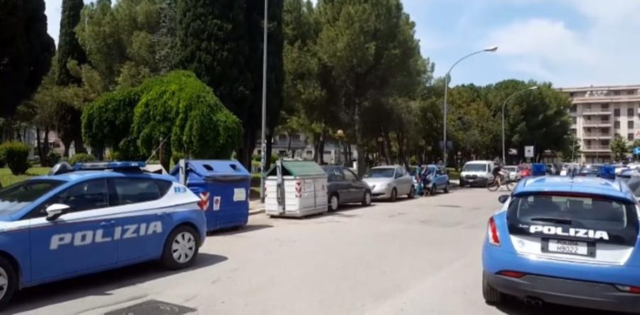 Affiliato al clan Moretti pronto a colpire: arrestato dalla Polizia