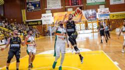 La Cestistica San Severo vince gara 1 per la serie A