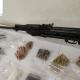 Sequestrati droga, armi e un micidiale kalashnikov