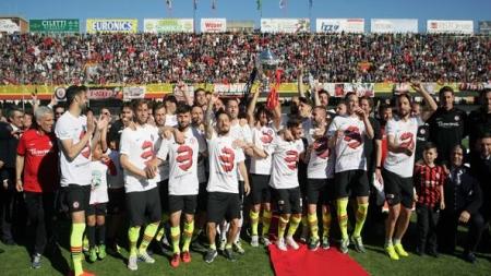 Foggia Calcio, la Procura Federale chiede la retrocessione in serie C