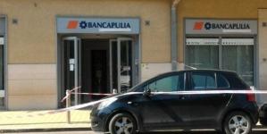 Rapina al portavalori davanti ad una banca: grave una guardia giurata