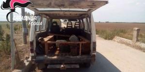 Continua la lotta al Caporalato: sequestrati diversi furgoni