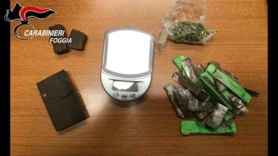 Spaccio di droga: arrestato 19enne incensurato