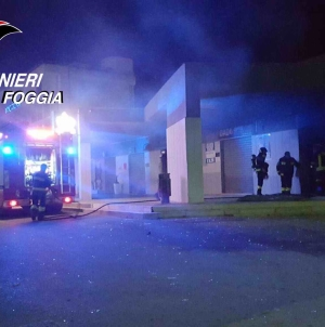 Cinque incendi dolosi negli ultimi due anni: arrestato un piromane 28enne