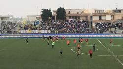 """Il Cerignola conquista al """"Monterisi"""" i tre punti contro il Gragnano"""
