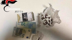 Spaccio di droga nel fortino del clan Taddone: arrestati due pregiudicati